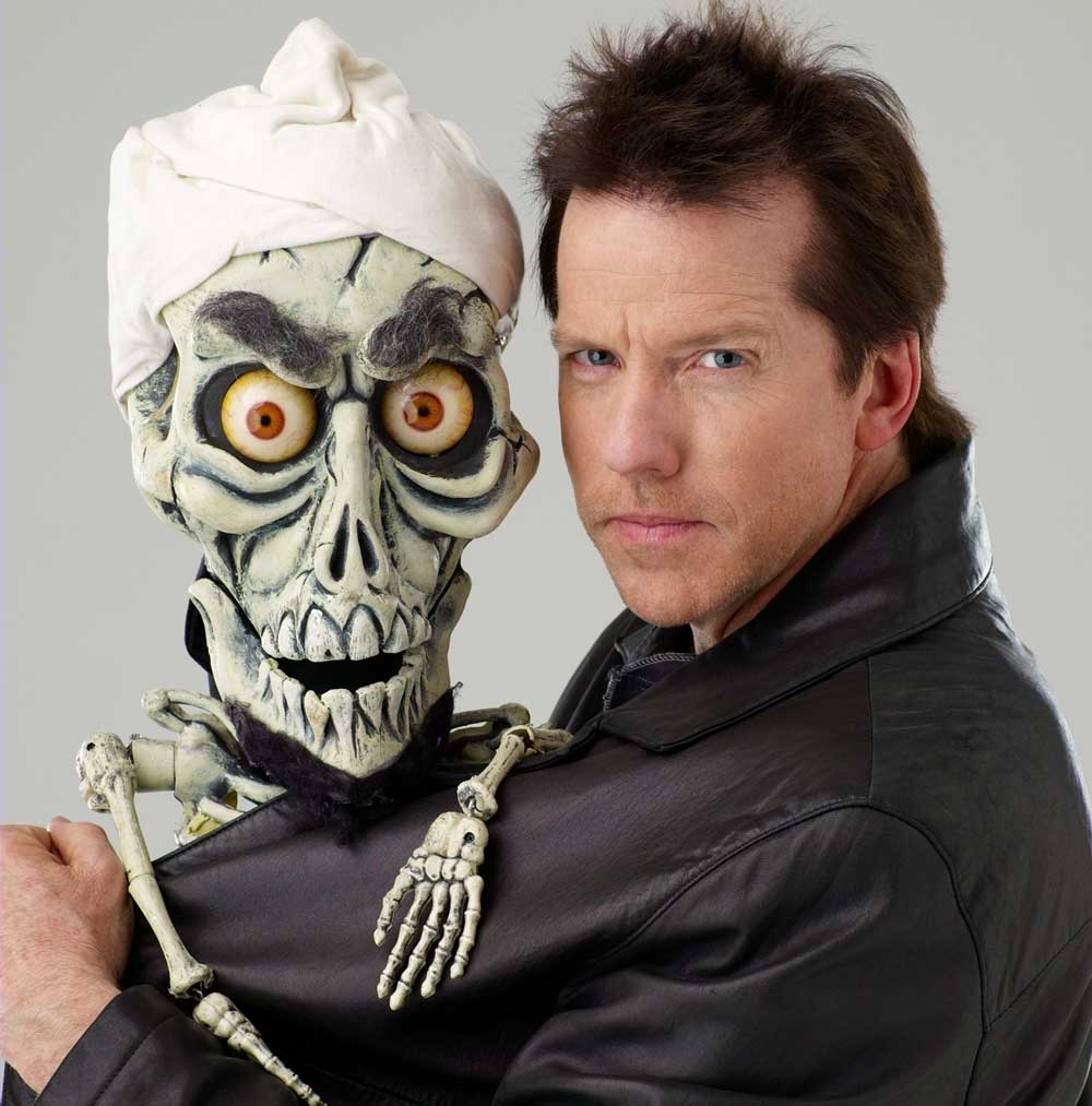 Jeff Dunham – $60 Million