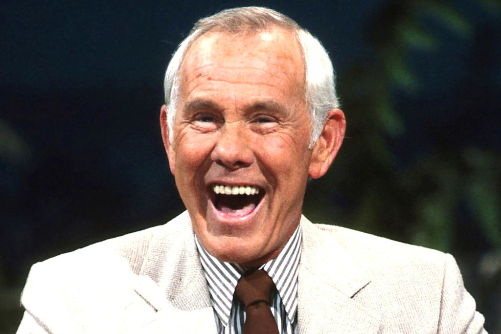 Johnny Carson – $300 Million