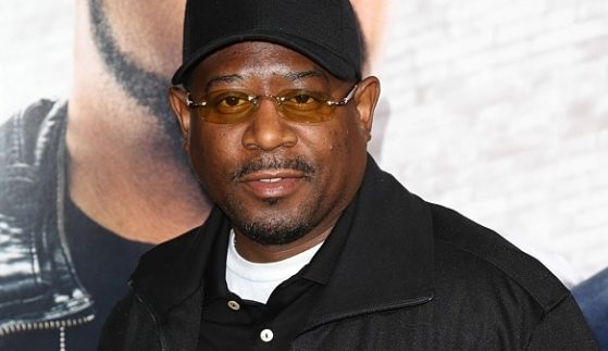 Martin Lawrence – $110 Million