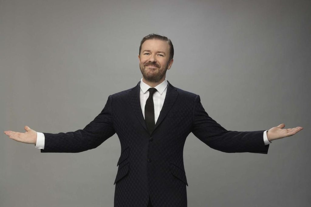 Ricky Gervais – $80 Million