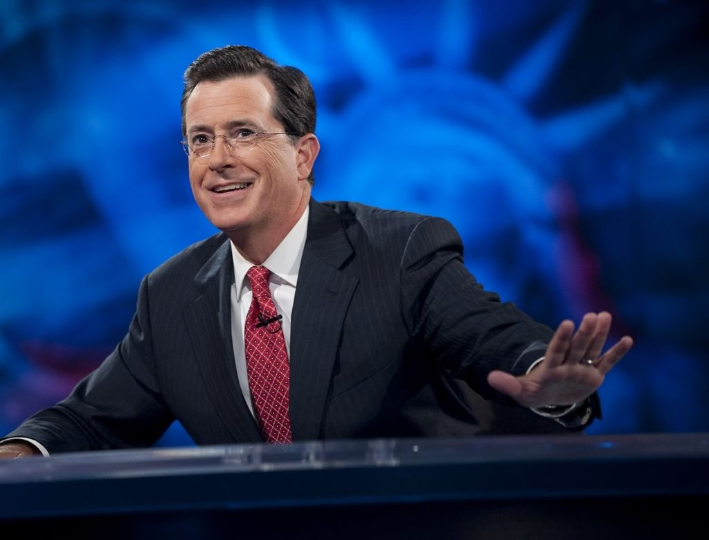 Stephen Colbert -$45 Million