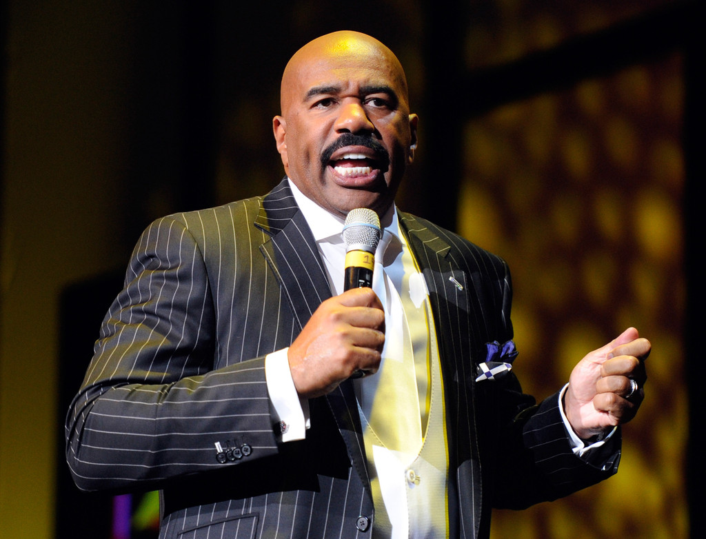 Steve Harvey – $120 Million