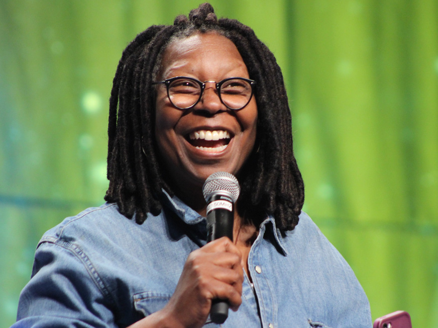 Whoopi Goldberg - $45 million