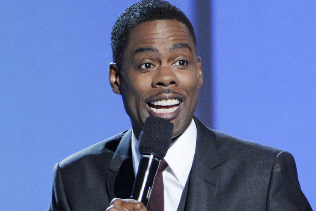 Chris Rock - $70 million