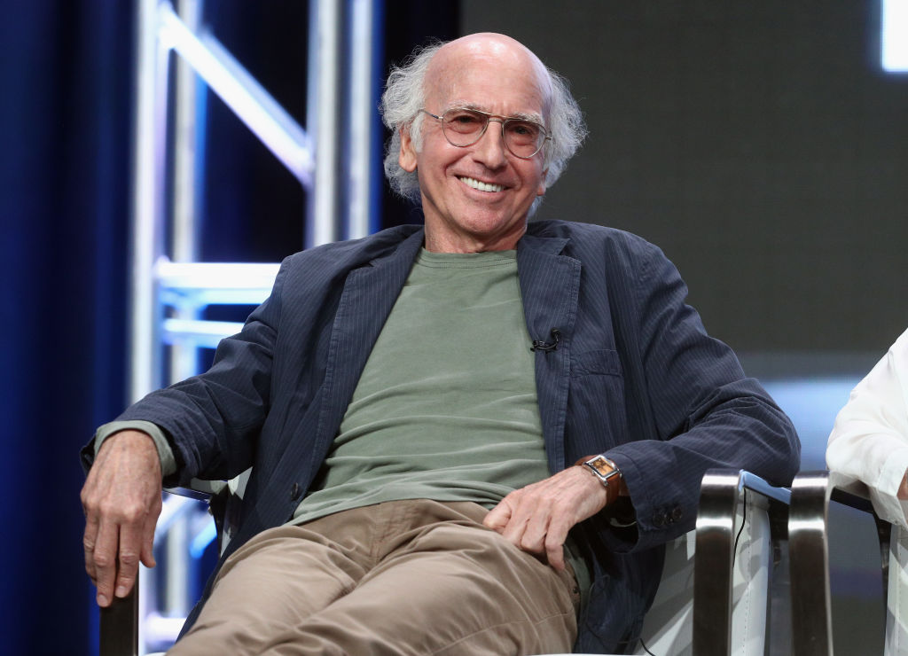 Larry David - $800 million