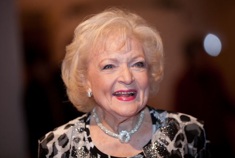 Betty White - $18 Million