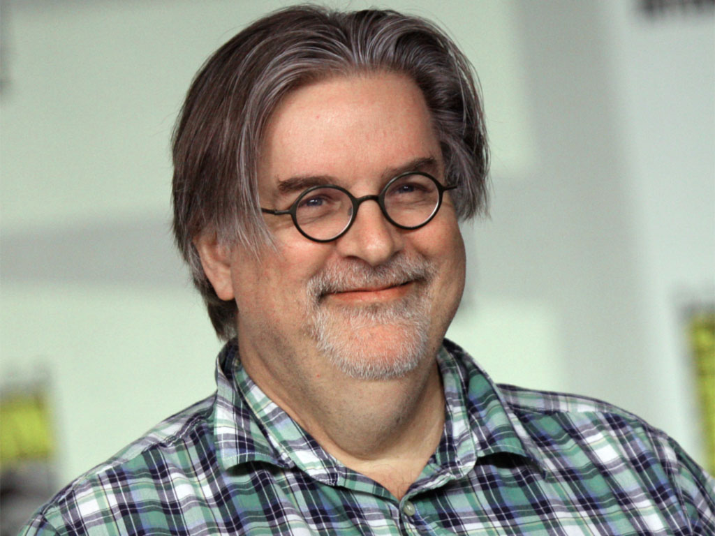 Matt Groening - $500 Million