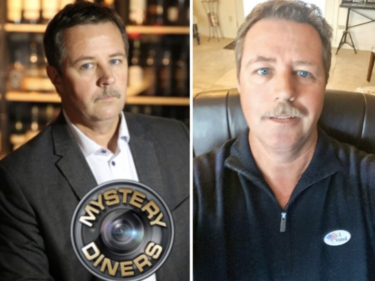 Charles Stiles – Mystery Diners