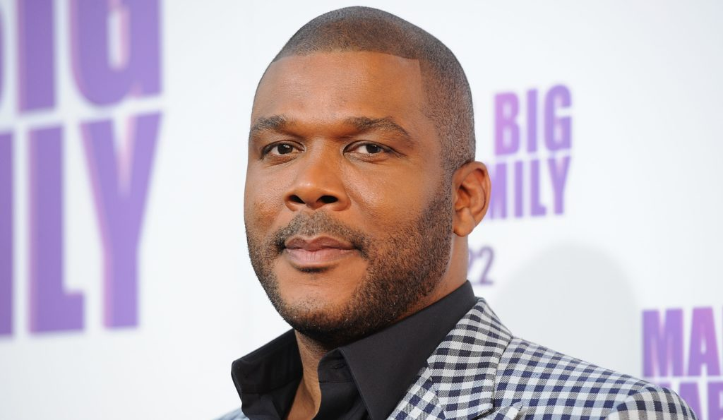 Tyler Perry - $600 Million