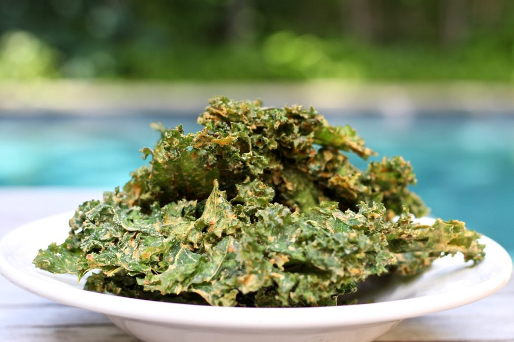 Kale Chips A Healthy, Tasty Recipe