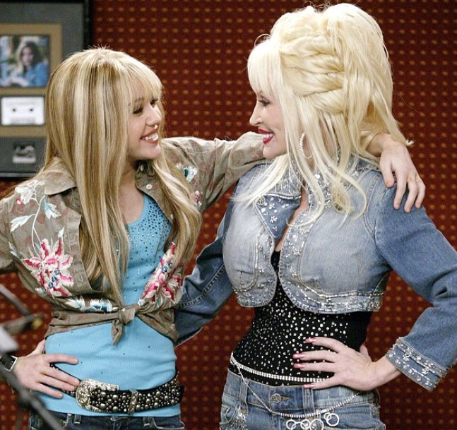 Miley-And-Dolly