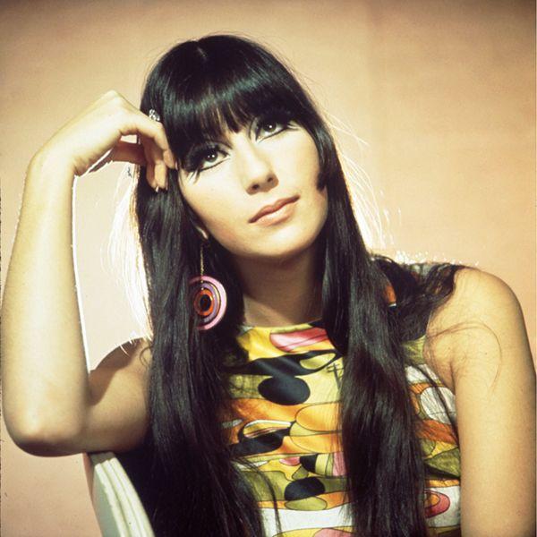 Cher's Ultra-Straight Strands
