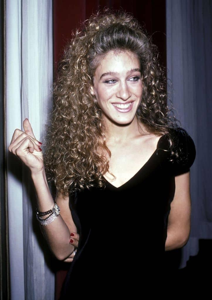 Sarah Jessica Parker's Mega Curls