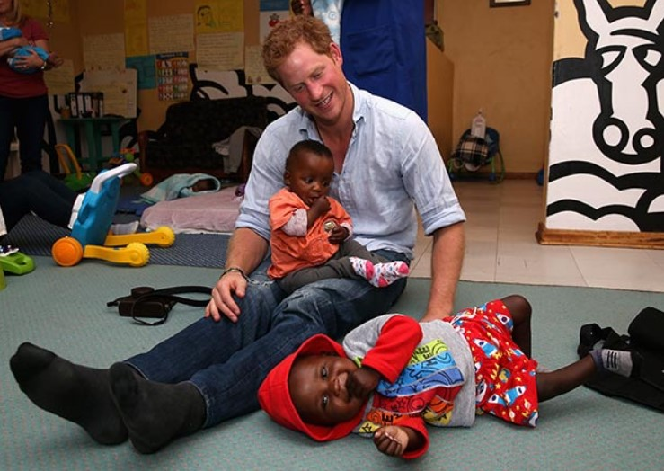 Prince-Harry-In-Africa