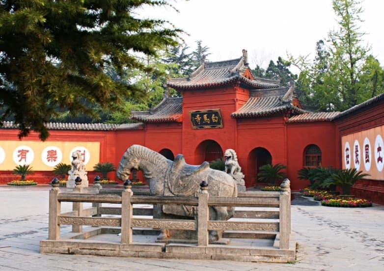 White-Horse-Temple