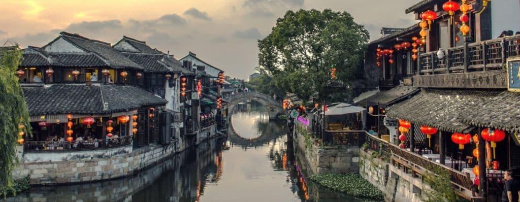 Zhouzhuang-Water-Town