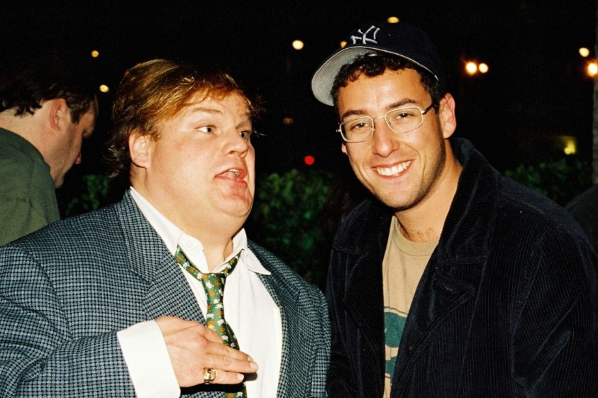 Chris-Farley-and-Adam-Sandler