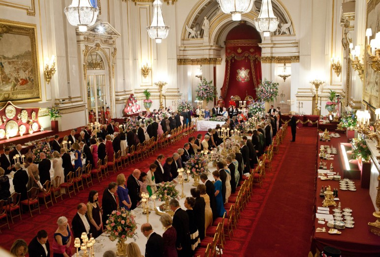 Royal-Dinner