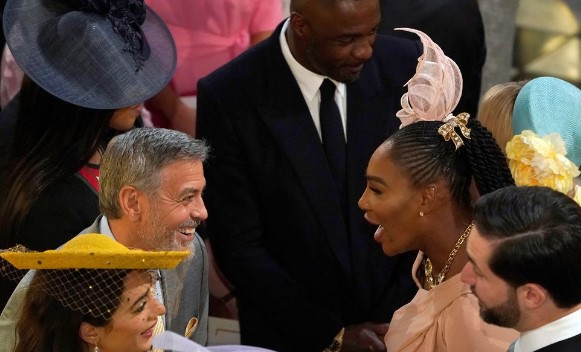 George-Clooney-and-Serena-Williams