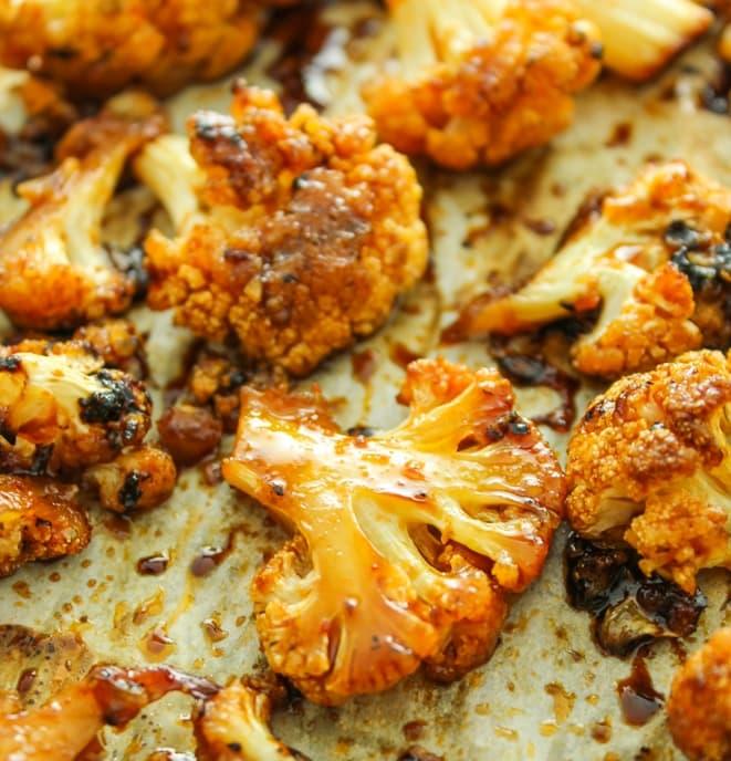 Spicy-Cauliflower