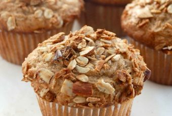 Granola-Muffins