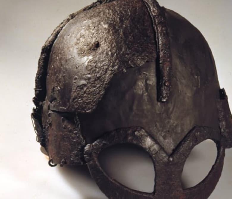 Their Helmets