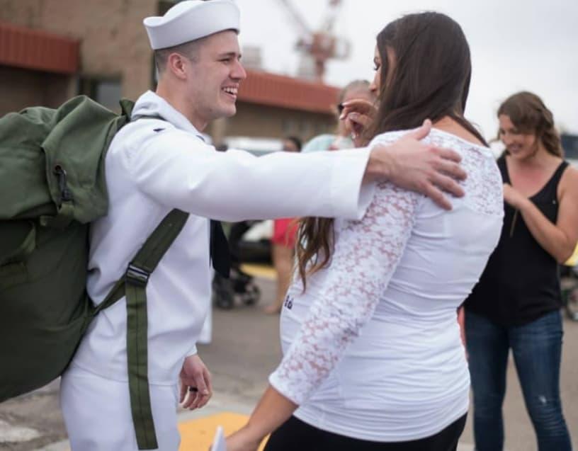 Shocked Sailor