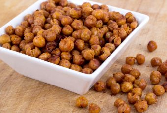 Roasted Chickpeas: The Perfect Healthy Snack