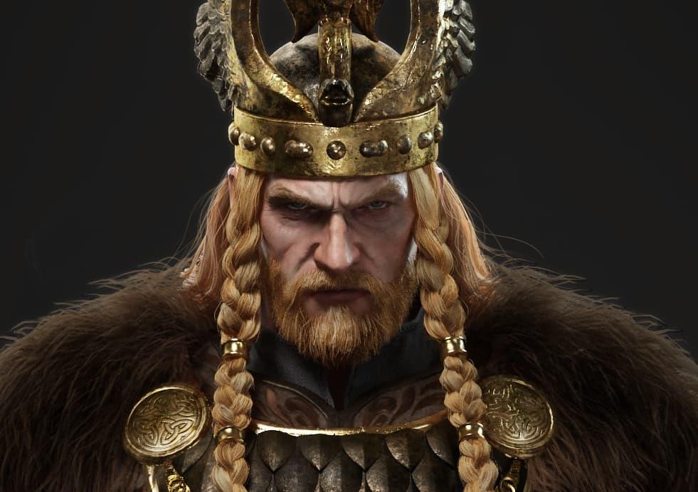 King Of England
