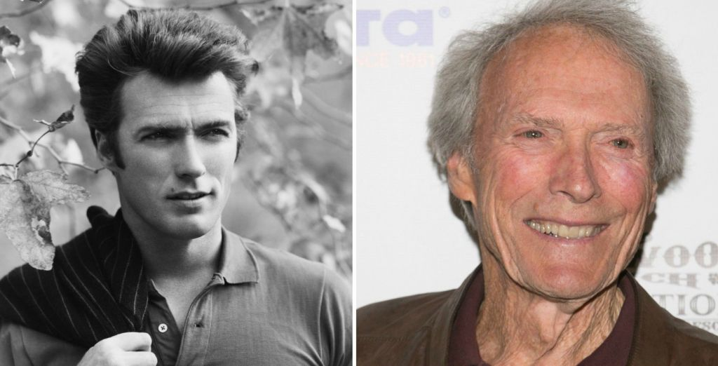 CLINT EASTWOOD, 88 YEARS OLD