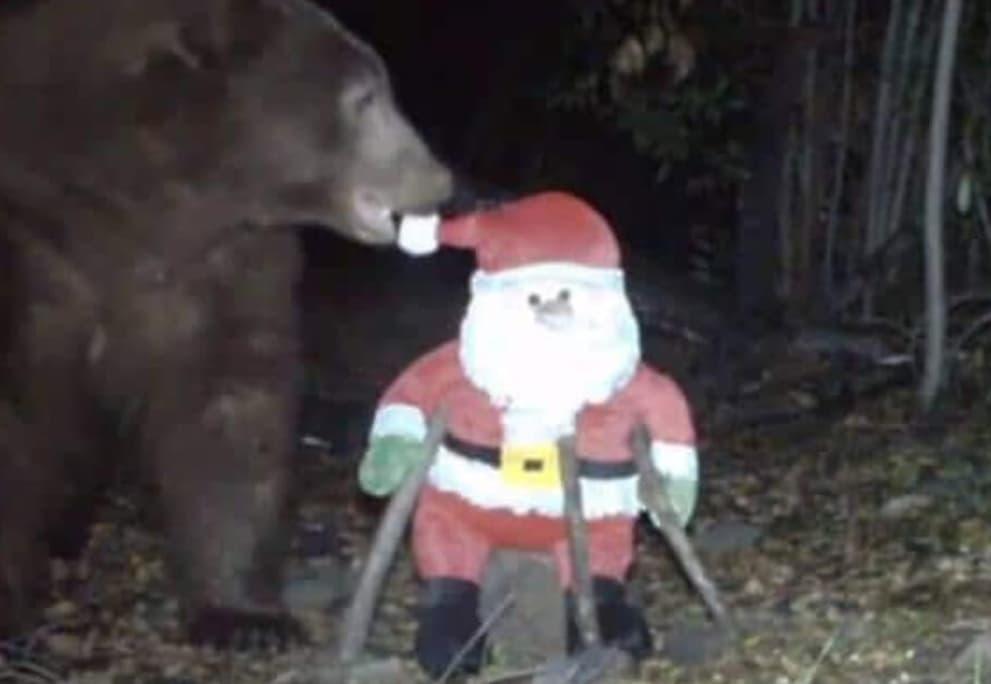 Bye Santa