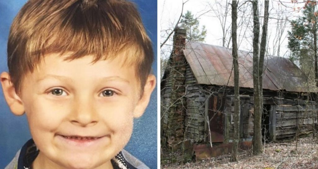 After Missing for 22 Hours, This Boy Was Found But He's Not Alone