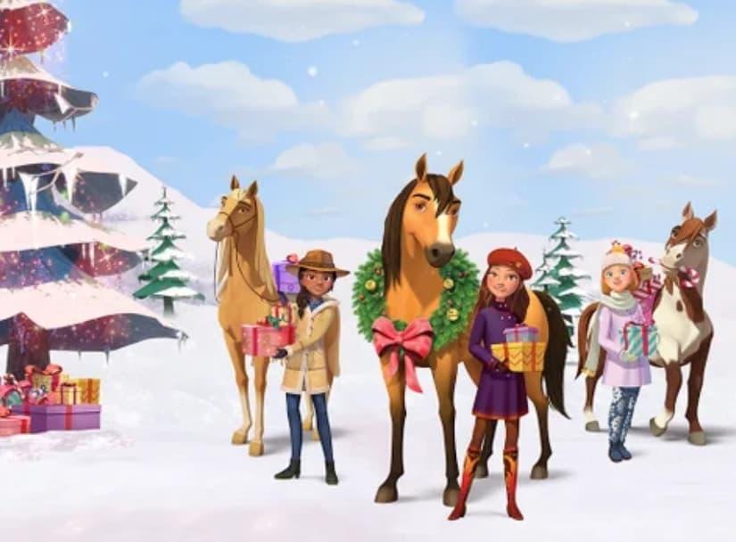 Spirit Riding Free: The Spirit of Christmas (2019)