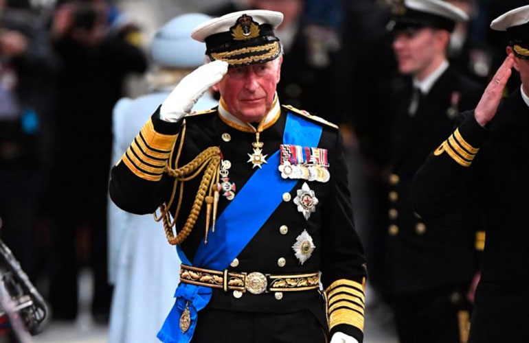 Prince Charles' Will Immediately Become King