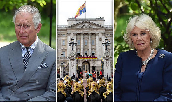 Prince Charles Will Move