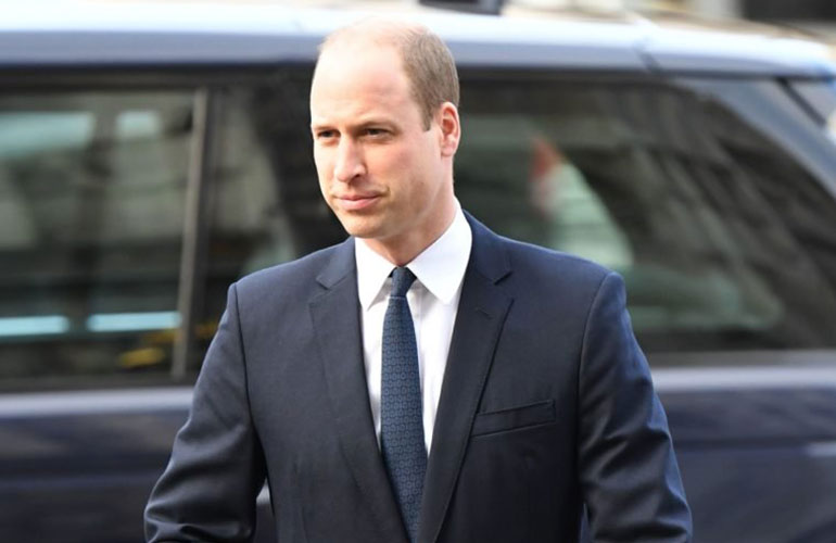 All Eyes On Prince William