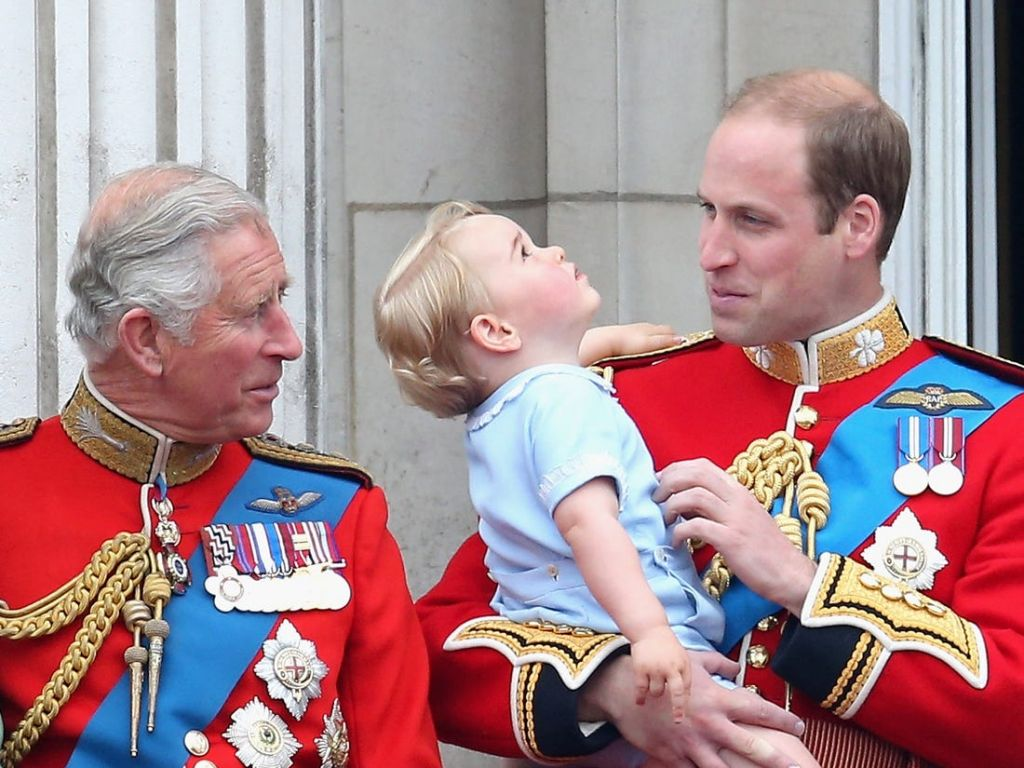 Prince William Will Inherit The Crown