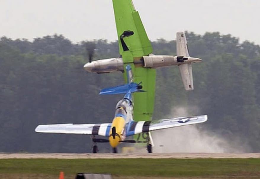 Stunt Goes Wrong