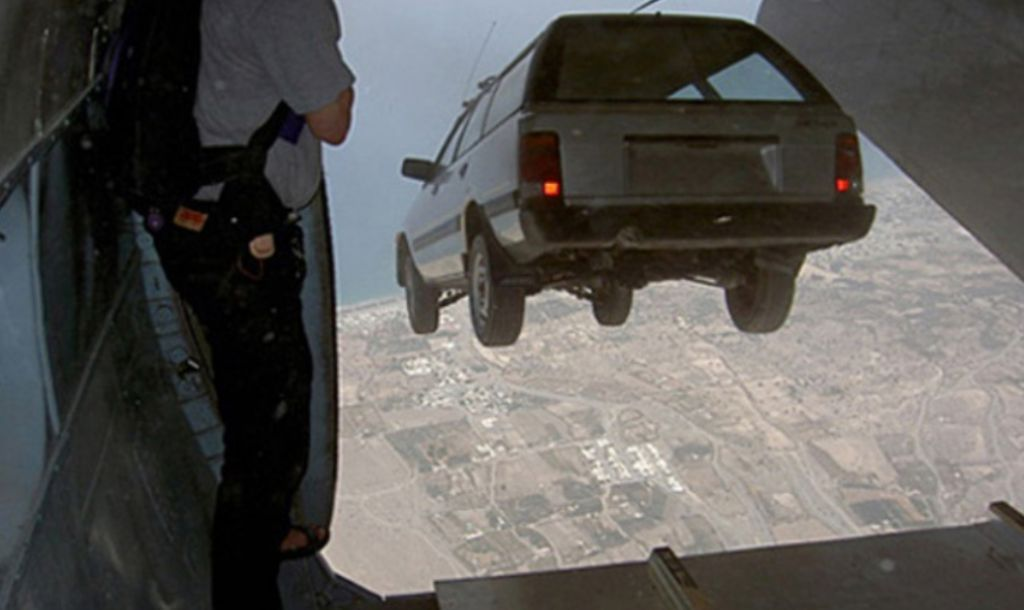 Car Drop