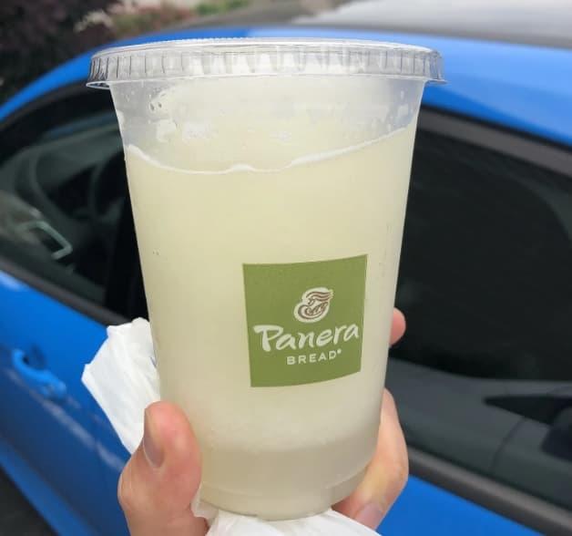 Panera Lemonade