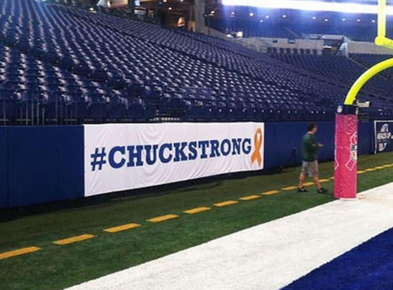 ChuckStrong Campaign