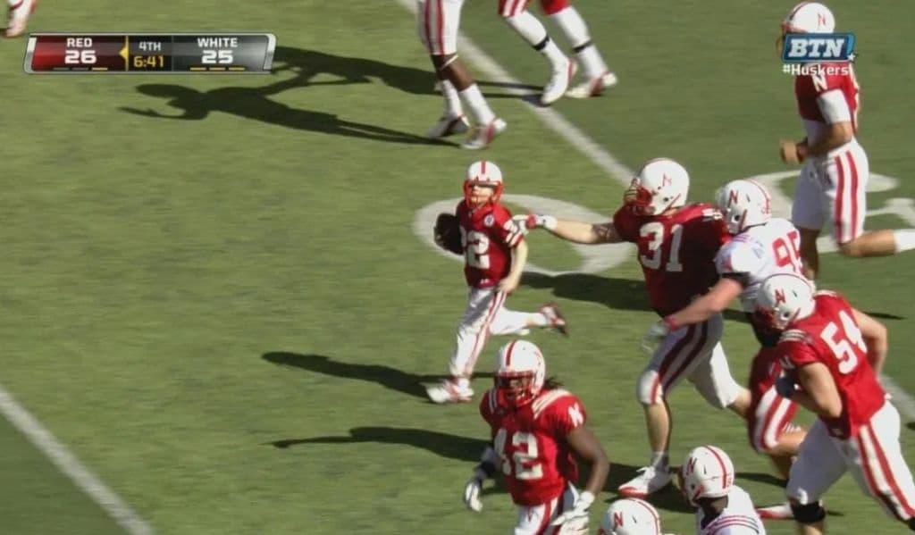 Jack Hoffman's Touchdown Run