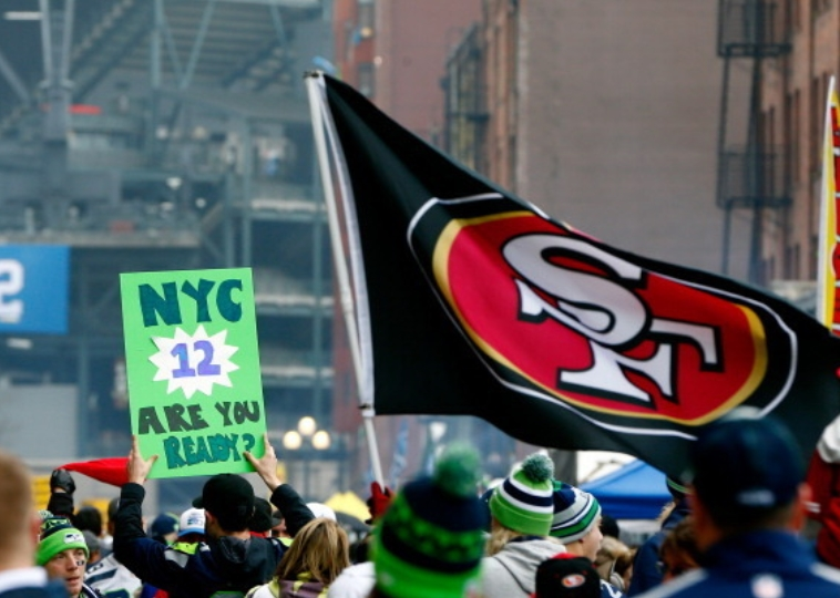 49ers and Seahawks Donations