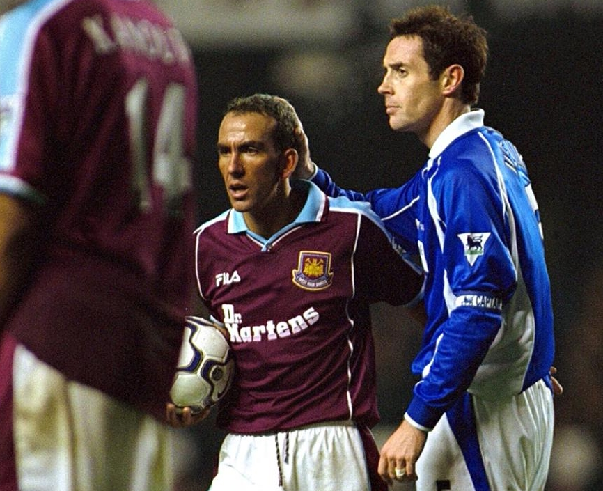 Paolo Di Canio Stops Play