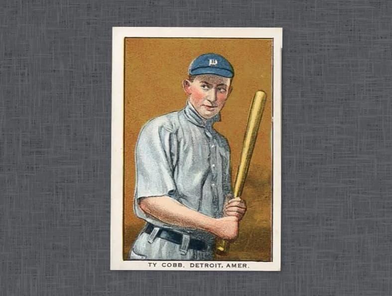1911 General Baking Ty Cobb